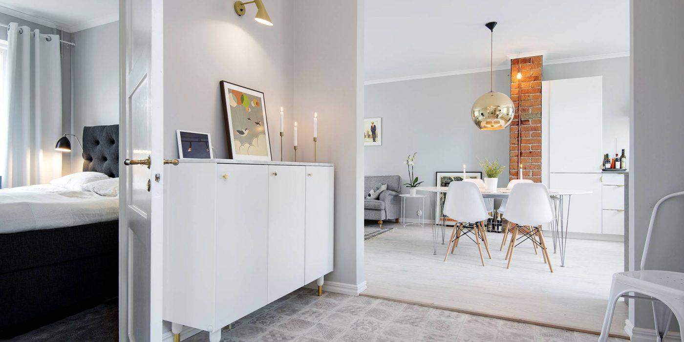 Lägenheten nya